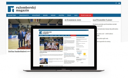 Website rmagazin.sk